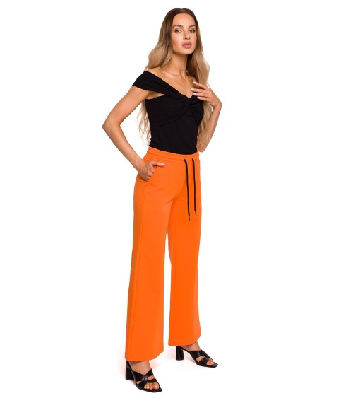 Sukienka Plażow Spódnica Model Mila Blu Persia-Bianco M-334 Szafir/White - Marko