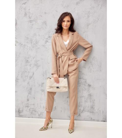 Jednoczęściowy strój kąpielowy Kostium Kąpielowy Julie_M-182 Violet - Marko