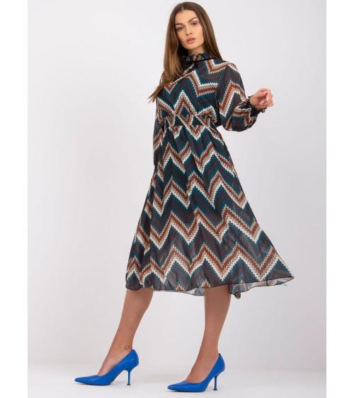 Golf Damski Model BK030 White - BE Knit