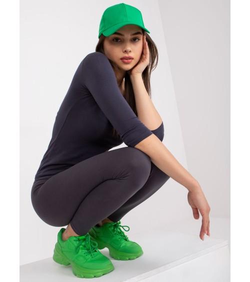 Czapka Damska Model BK043 Grey - BE Knit