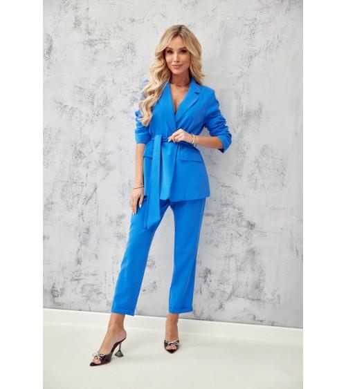Czapka Damska Model BK058 Grey - BE Knit