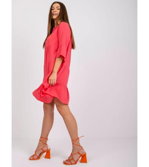 Sweter Damski Model MOE537 Pink - Moe