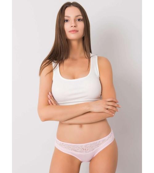 Sandał Klapki drewniaki czerwone F8202 RED - Inello