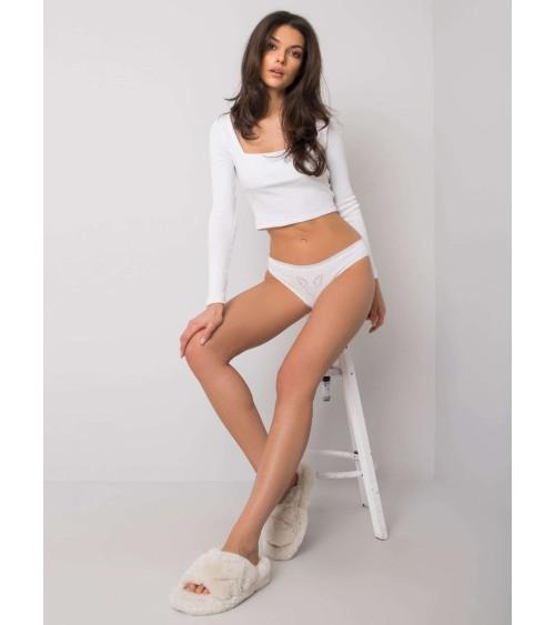 Sandał KLAPKI DAMSKIE ESPADRYLE NIEBIESKIE 4821 BLUE - Inello