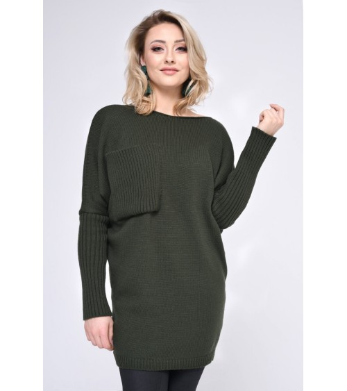 Sukienka Plażow Pareo Model B Dirty Pink - Marko