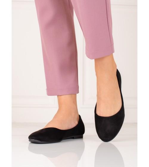 Tshirt Męski Model 17180 Black - YourNewStyle