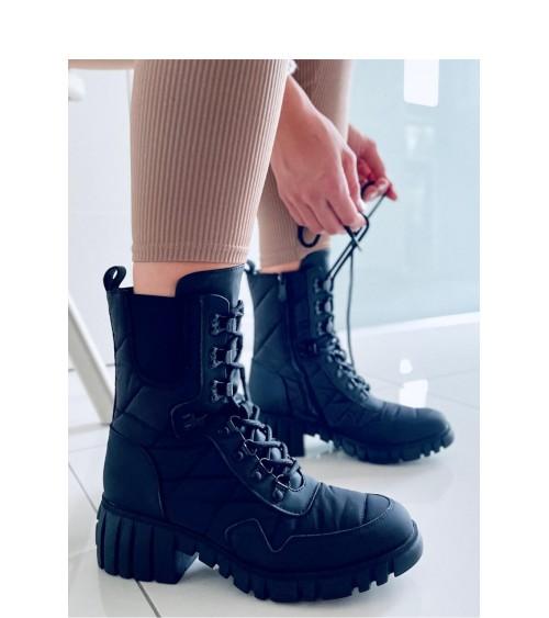 Sweter Kardigan Model 30069 Musztard/Green - PeeKaBoo
