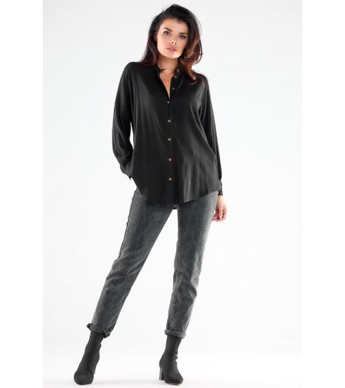 Sweter Narzutka model 30053C Gray - PeeKaBoo