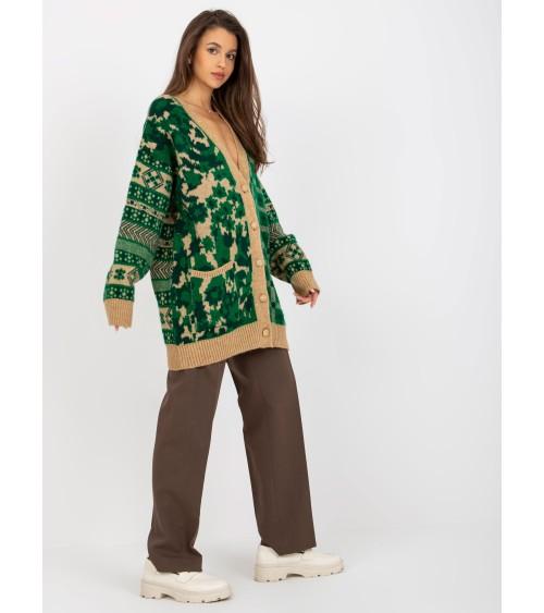 Sweter Ciążowy Model 30075 Lila - PeeKaBoo