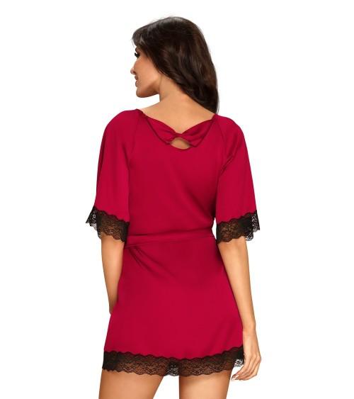Sweter Damski Model 70038 Jeans - PeeKaBoo