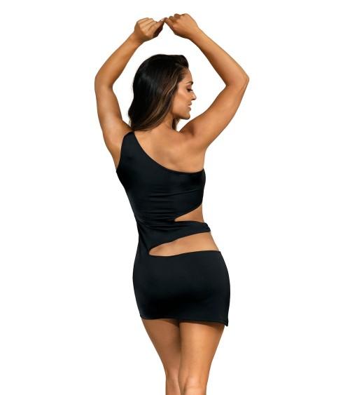 Sweter Ciążowy Model 40008C Jeans/Grey - PeeKaBoo