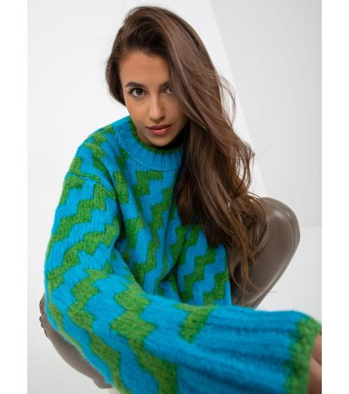 Sweter model 70005 Cappuccino - PeeKaBoo
