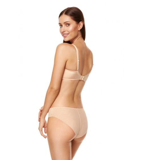 Sweter model 30044 Cappuccino - PeeKaBoo