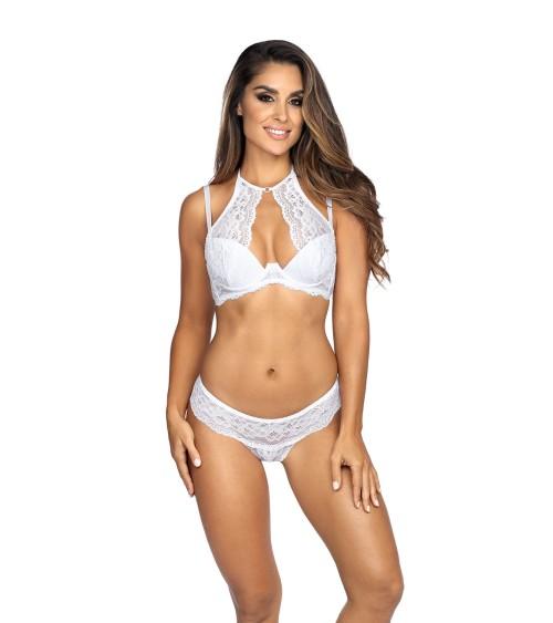 Sweter model 30044 White - PeeKaBoo