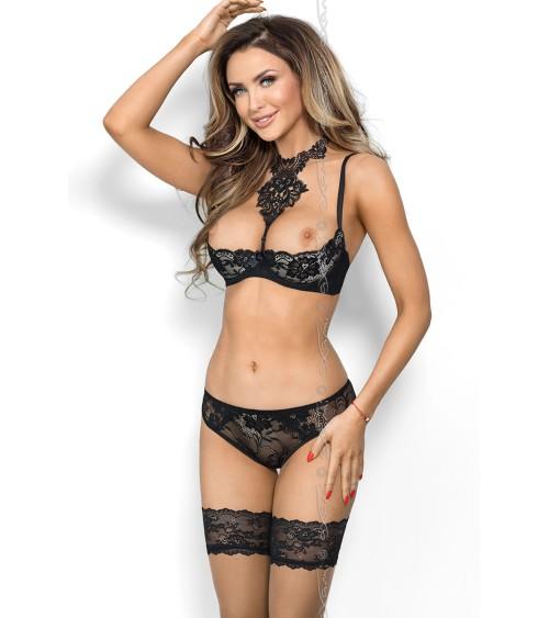 Sweter Damski Model 70008 Pink - PeeKaBoo