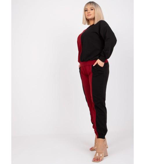 Sweter Ciążowy Model 40023 Powder Pink - PeeKaBoo