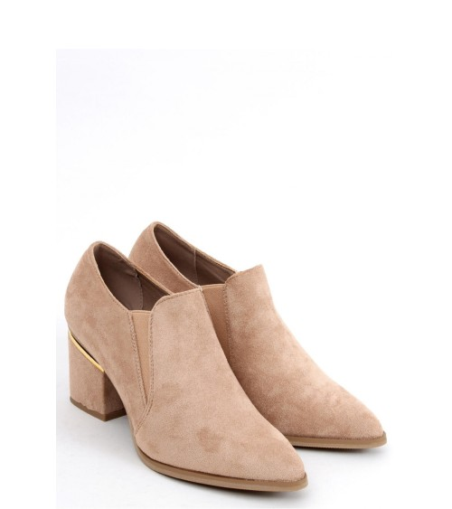 Sweter Damski Model 30060 Cream/Green - PeeKaBoo