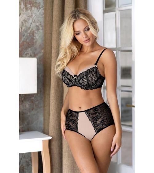 Sweter Narzutka model 50006 Apricot - PeeKaBoo