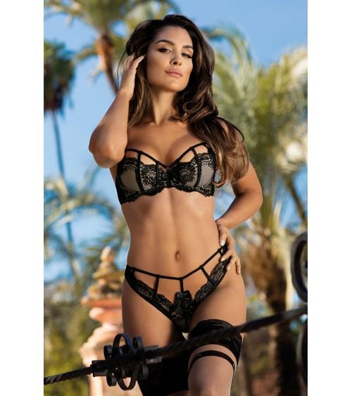 Sweter Ciążowy Model 40035 Beige - PeeKaBoo
