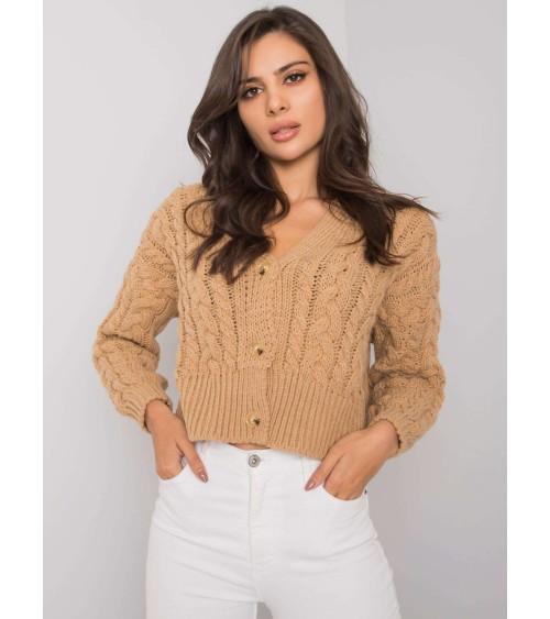 Sweter Damski Model 70021 Jeans - PeeKaBoo