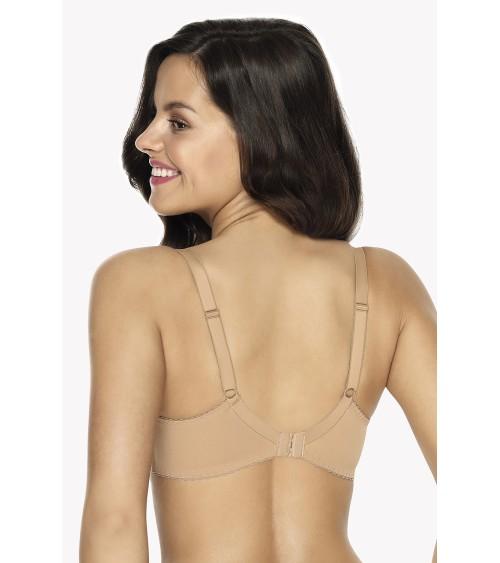 Biustonosz Soft Model Cassi White - PariPari Lingerie
