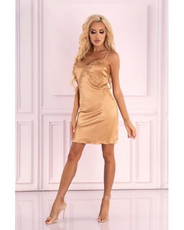 Biustonosz Soft Model Abby Beige - PariPari Lingerie