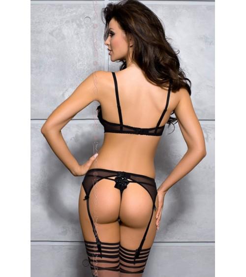 Sweter Kardigan Model MOE633 Violet - Moe