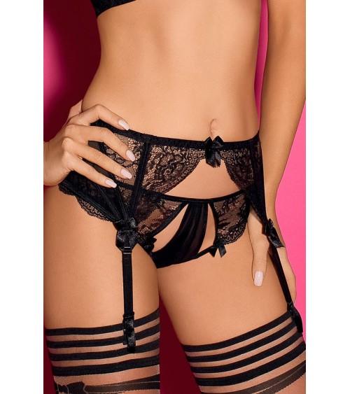 Sukienka Model MOE606 Black - Moe