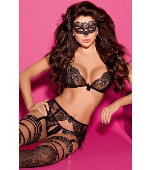 Sukienka Model MOE606 Cegła - Moe