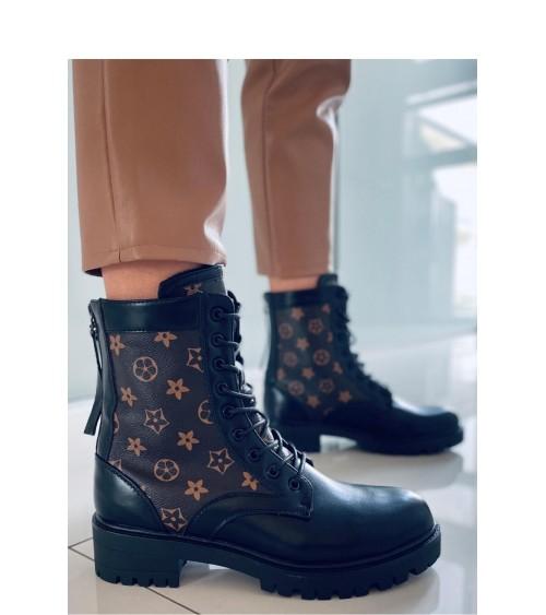 Spódnica midi z paskiem w kolorze czerwonym SP63 Red - Nife