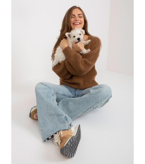 Płaszcz Model M814 Grey - Figl