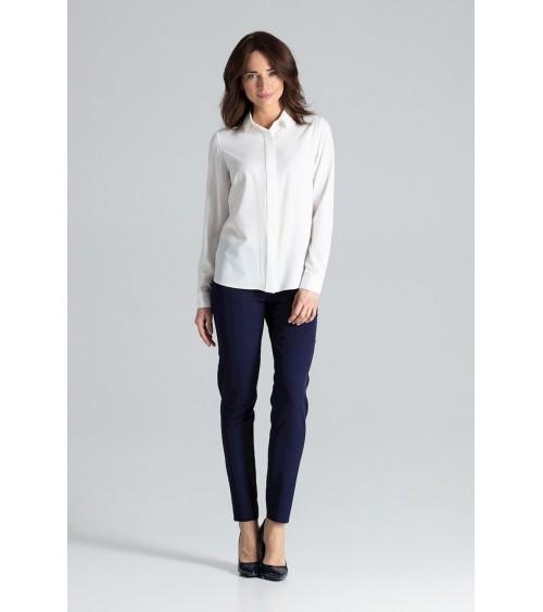 Sweter Kardigan Model BK072 Model 2 - BE Knit