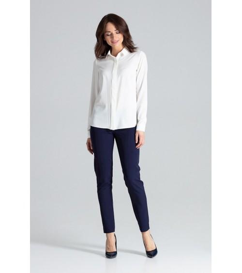Sweter Kardigan Model BK072 Model 1 - BE Knit