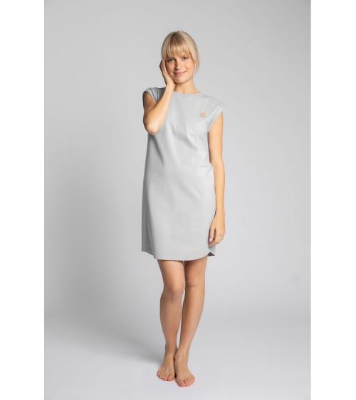 Sweter Kardigan Model BK077 Wrzos - BE Knit