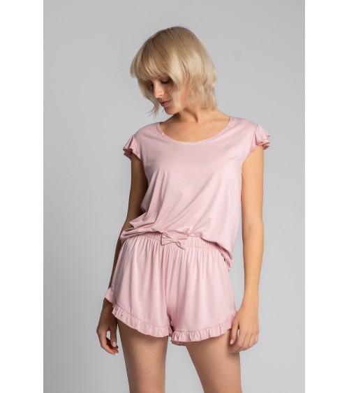 Sweter Kardigan Model BK074 Orange - BE Knit