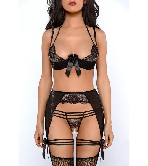 Sweter Damski Model BK073 Wrzos - BE Knit