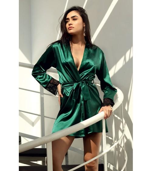 Sweter Damski Model BK078 Grey - BE Knit