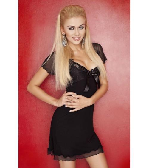 Sweter Damski Model BK078 Ecru - BE Knit