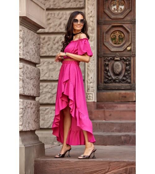 Sweter Damski Model BK075 Red - BE Knit