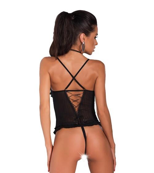 Czapka Model BK079 Black - BE Knit