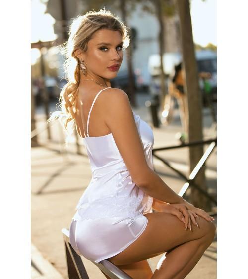 Jednorzędowy zielony żakiet  Z42 Green - Nife