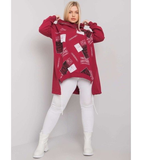 Koszulka nocna Koszula Nocna Model Agatha Grey - Sensis