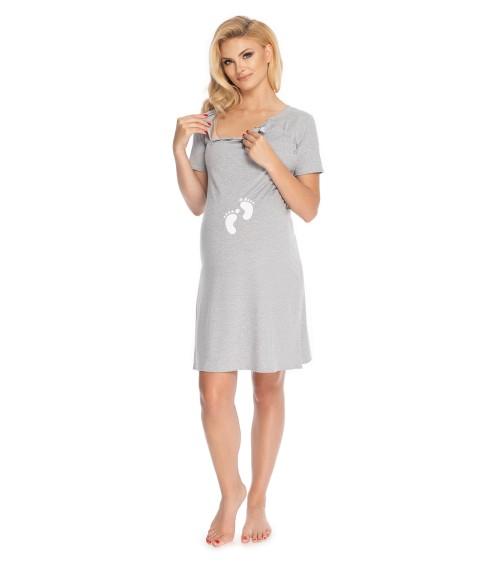 Trampki damskie niebieskie AD-391 BLUE - Inello