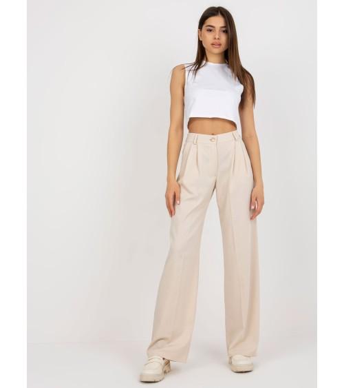Sweter Kardigan Model S125 Ochra - Makadamia