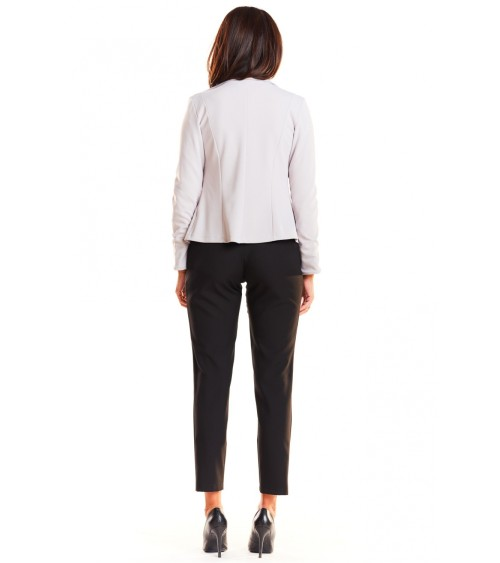 Sweter Kardigan Model S125 Black - Makadamia
