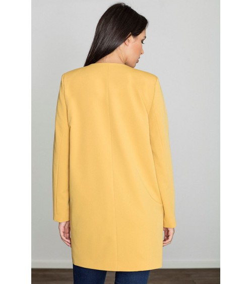 Buty sportowe na koturnie czarne RQ302 BLACK - Inello