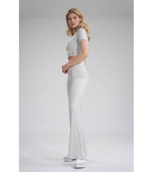 Bluza Damska Model BL 1111 Milk/Pink/Beige - Hajdan