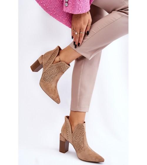 Czarne spodnie z rozszerzaną nogawką SD61 Black - Nife