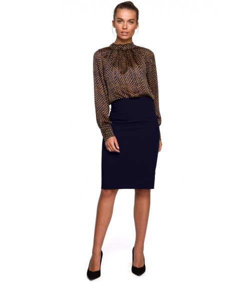 Spodnie Komplet Model NU363 Black - Numinou