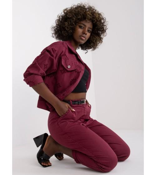 Sukienka Model S279 Red - Style